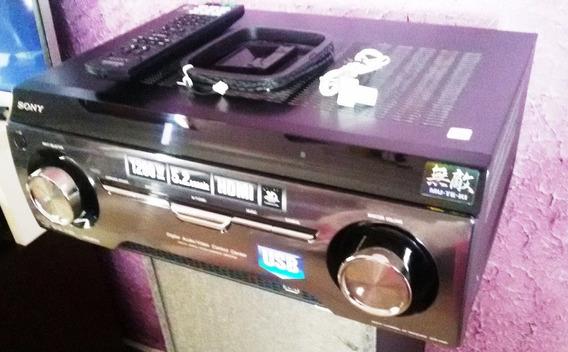 Lindo Receiver System 3d Sony 5.2 Muteki 1200w Ht-m3, Arc