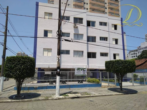 Imagem 1 de 12 de Apartamento Com 1 Dormitório À Venda, 50 M² Por R$ 180.000,00 - Aviação - Praia Grande/sp - Ap4282