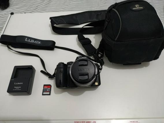 Kit Câmera Panasonic Lumix Dmcfz40 Semi Profissional Complet