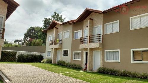 Sobrado Para Venda Em Cotia, Jardim Da Glória, 2 Dormitórios, 2 Suítes, 1 Vaga - So0486_1-1009823