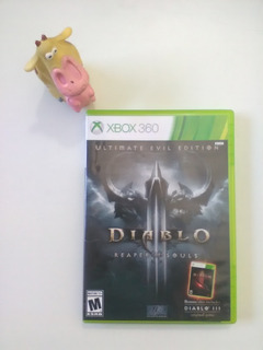 Diablo 3 Reaper Of Souls Ultimate Evil Edition Xbox 360
