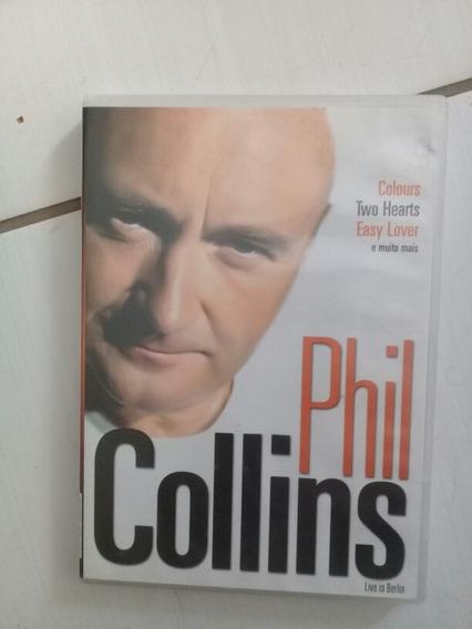 Dvd Phil Collins Live In Berlin