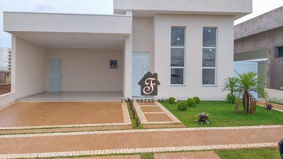 Casa Com 3 Dormitórios À Venda, 185 M² Por R$ 950.000,00 - Jardim America - Paulínia/sp - Ca0121