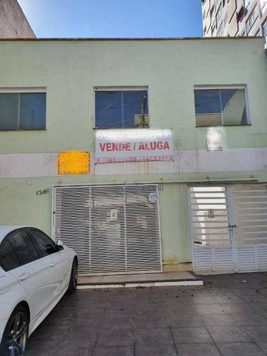 Casa 160m², 5 Dormitorios,  6 Vagas - Mirandópolis - Ca1593