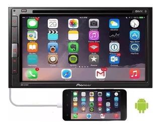 Autoestereo Pantalla Pioneer Avh-a315bt Mirrorlink Bluetooth