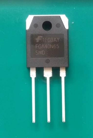 Fga40n65smd Igbt Transistor 650v 40a Fga40n65