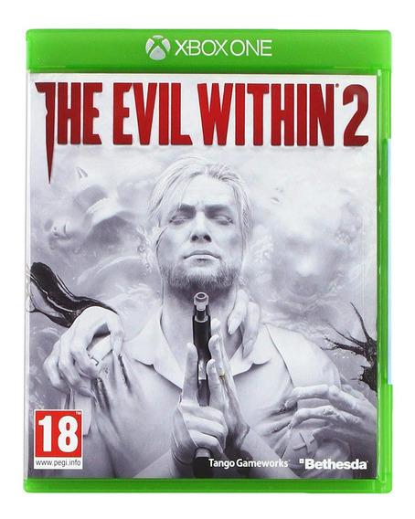 Jogo The Evil Within 2, Xbox One, Midia Fisica, Português