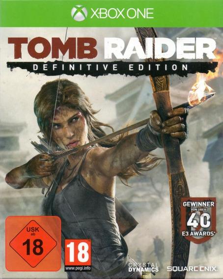 Tomb Raider - Xbox One - Midia Digital Off-line