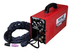 Máquina De Solda Multifuncional - Inversora Tig E Mma Tig200