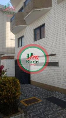 Kitnet Residencial Para Venda E Locação, Canto Do Forte, Praia Grande. - Kn0153
