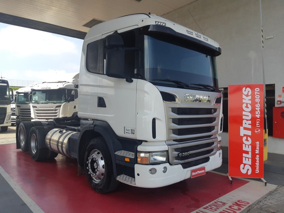 Scania G380 6x2 2010 Selectrucks