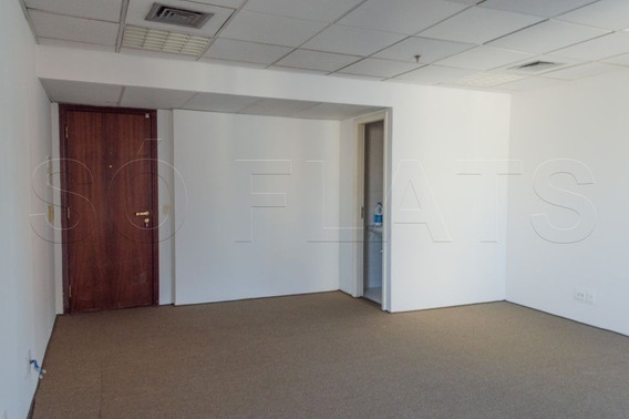 Sala Comercial No Jardins - Sf23644