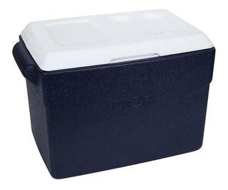 Caixa Térmica Glacial Mor 26 Litros 100% Virgem Azul 2510811