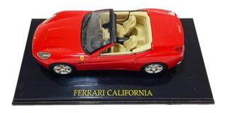 Coleção Ferrari Miniaturas Carrinhos Em Escala Brinquedo F1