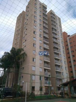 Apartamento Residencial À Venda, Jardim Nosso Lar, São Paulo - Ap0974. - Ap0974