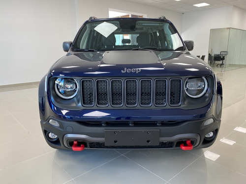 Jeep Renegade 2021 2.4 Trailhawk At9 4x4