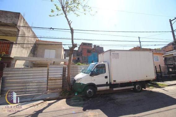Terreno À Venda, 125 M² Por R$ 160.000 - Jardim Veloso - Osasco/sp - Te0087