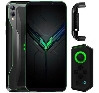 Smartphone Black Shark 2 Lte 256 Gb 12gb + Gamepad Xiaomi