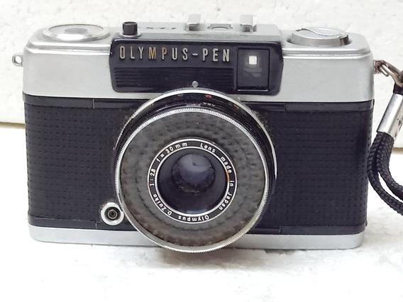 Câmera Fotográfica Olympus-pen Ees/2