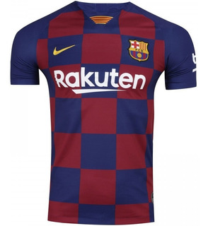 Camisa Barcelona 2019/2020 S/n Torcedor Envio Imediato 24h