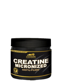 Creatina Micronized 150g Leader Nutrition