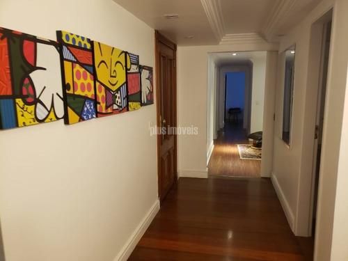 Imagem 1 de 15 de Apartamento Morumbi Mobiliado - Pp19736