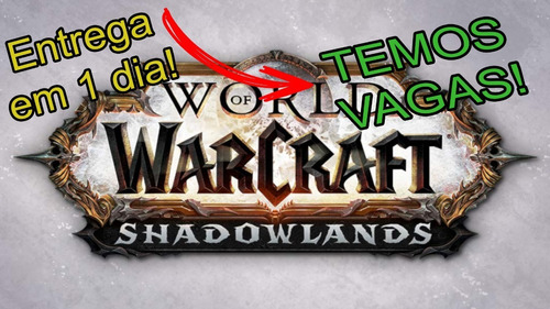 Up Level Wow Shadowlands 50 Ao 60