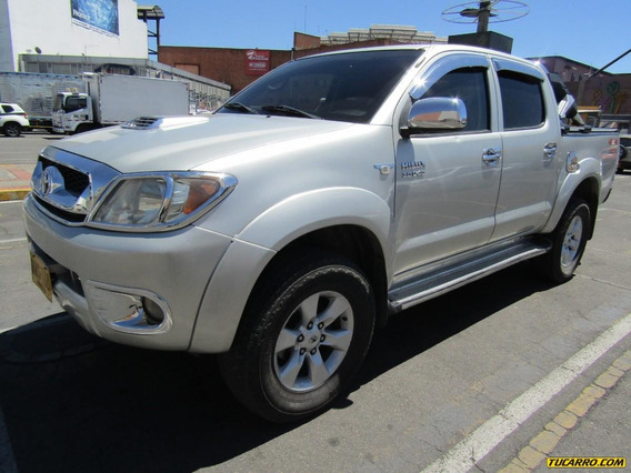 Toyota Hilux 4x4 D.c