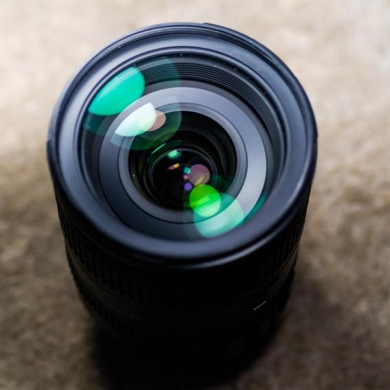 Lente Nikon 28-300mm F3.5-5.6 - Trouxe Dos Eua Em Janeiro