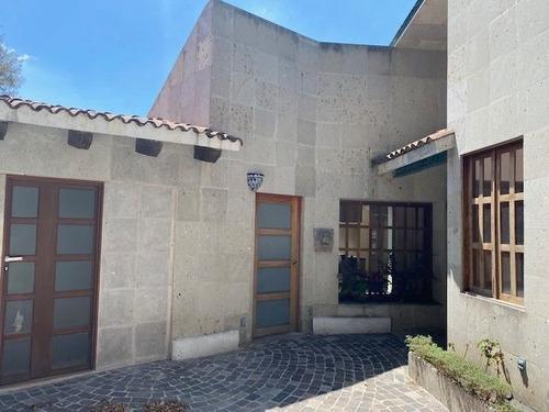 Imagen 1 de 30 de Casa En Venta En Olivar De Los Padres, Con Alberca