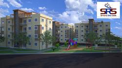 Traspaso Apartamento De 2 Habitaciones En Residencial Juviar
