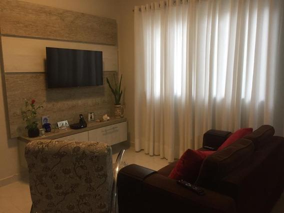 Casa Em Campo Grande, Santos/sp De 89m² 2 Quartos À Venda Por R$ 400.000,00 - Ca239956