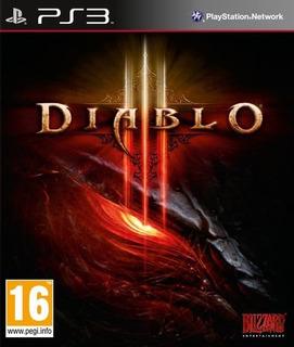 Diablo 3 Ps3 - Cd World