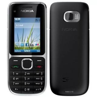 Celular Nokia C2 01 3g Desbloqueado/promoção