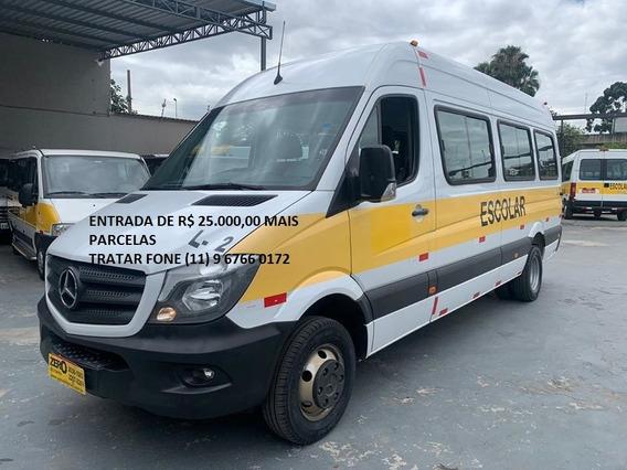 Sprinter 515 - 19+1 Lugares 2018 Escolar
