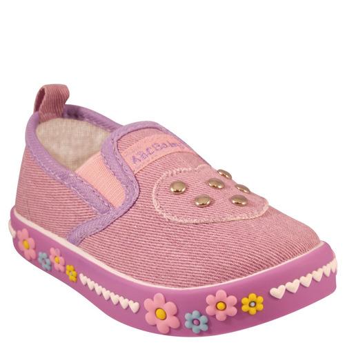 fbc523ed Zapatos Zapatillas Chapulinas Para Niños N°18 Al 23 - Vestuario y ...