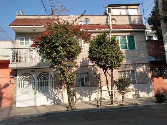 Venta De Edificio De Departamentos En Renta Ubicado En Azcapotzalco