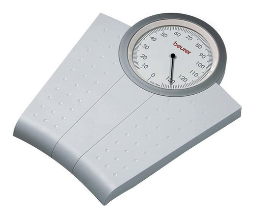 Báscula mecánica Beurer MS 50 blanca, hasta 135 kg