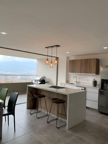 Venta De Apartamento En Envigado - El Esmeraldal