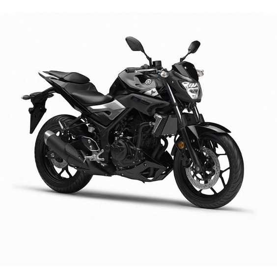 Moto Yamaha Mt -03a 0km 2017 Negro