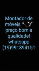 Montagem E Desmontagem (19)991894151