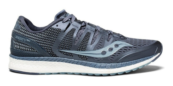 Zapatilla Saucony Running Liberty Iso Hombre Gris