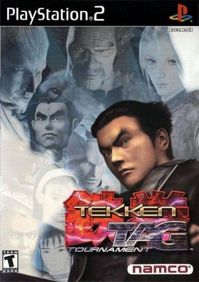 Jogo Ps2 Tekken Tag Leia O Anúncio -c130-