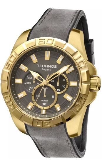 Relógio Technos Masculino Classic Legacy 6p29ain/8c