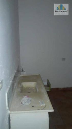 Casa Com 5 Dormitórios À Venda, 200 M² Por R$ 335.000,00 - Jardim Irene - Santo André/sp - Ca0251