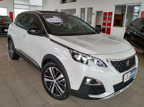 Peugeot 3008 1.6 Griffe Pack Thp 16v Gasolina 4p Automatic