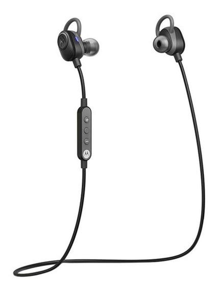 Fone de ouvido sem fio Motorola VerveLoop preto
