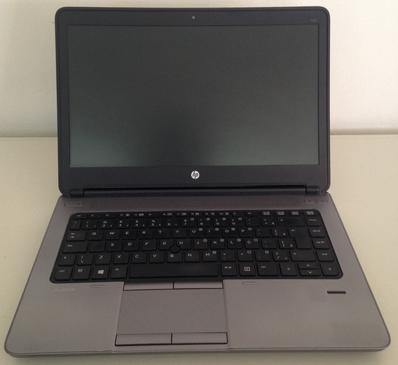 Note Probook Hp 640 I5 4300m 4gb 500gb Windows 10 - Seminovo