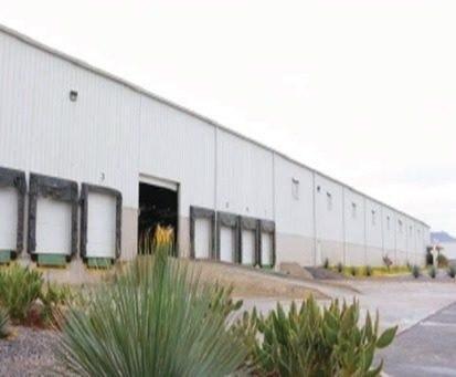 Nave Industrial San Luis Potosi