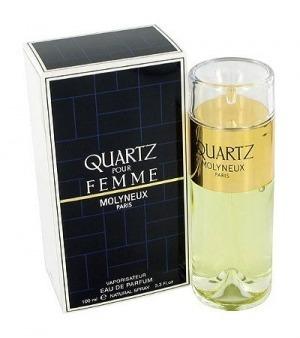 Perfume Quartz Pour Femme Molyneux 100ml. Edp